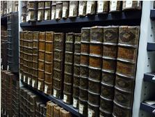 Schaderegistratie, schade-inventaris voor bibliotheken en archieven - Restauratieatelier Dumarey